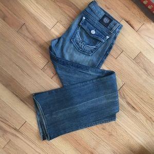 Rock & Republic boot cut jeans 28